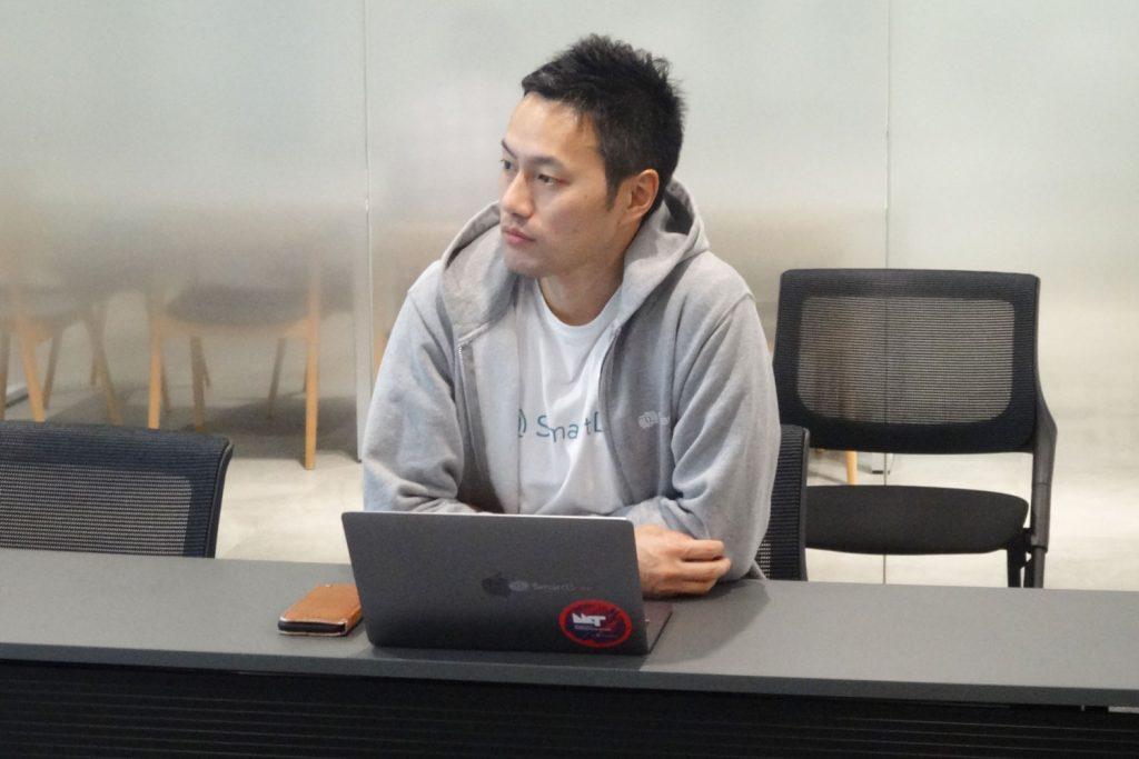 株式会社スマートドライブ  「SmartDrive Cars」ディレクター(事業責任者)  牧野 孝太郎さん