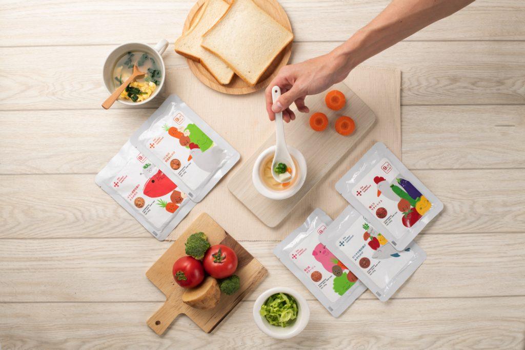 「自分らしい人生を食から実現する」食産業の変革を目指すMiLが届ける顧客体験_ベビーフード