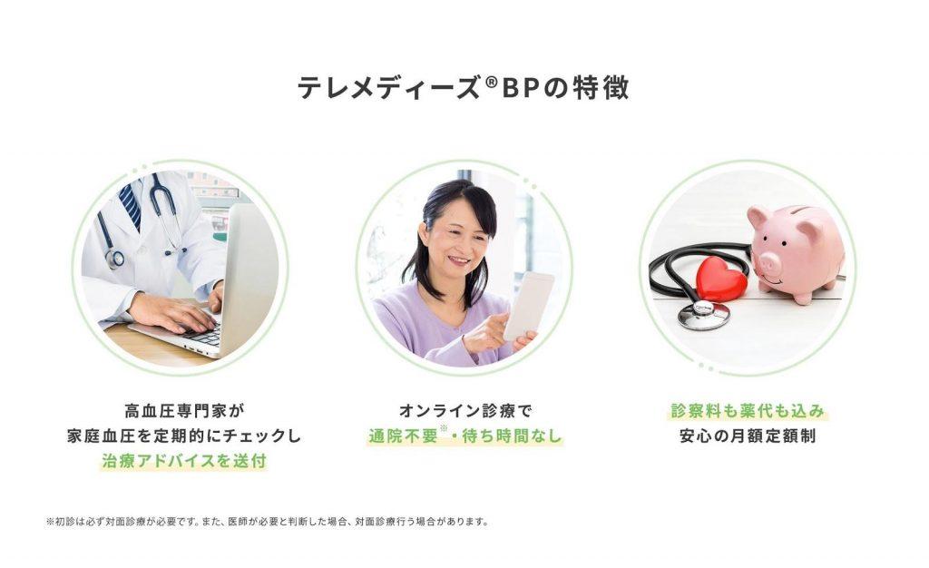 「もっと続けやすく、もっと確実に」オンライン診療支援サービス「telemedEASE」が実現する、新しい診察のカタチとは_特徴