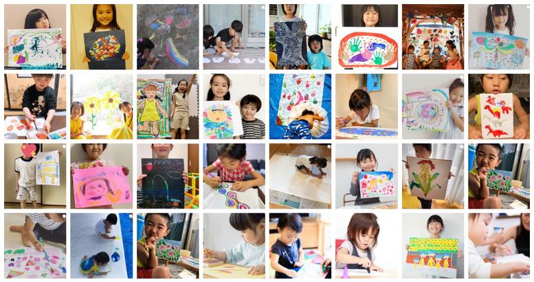 家族との会話が増え心の充足へと導く。サブスクで始めるアートのある暮らしとは_Casieキッズアートコンテスト