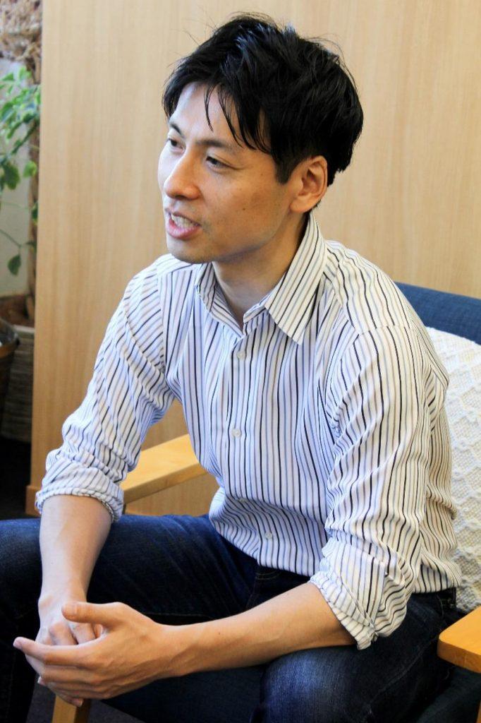 「Omotenashi × Technology」から生まれた家事代行サービスで大切にできる時間を創出していきたい。_インタビュー風景3