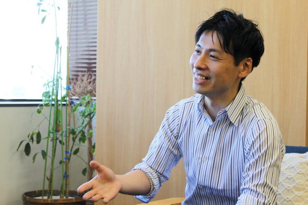 「Omotenashi × Technology」から生まれた家事代行サービスで大切にできる時間を創出していきたい。_インタビュー風景2