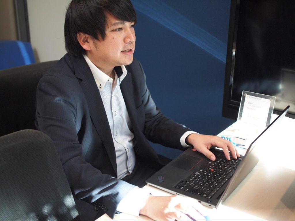 「AIチャットボットをもっと手軽に」バイタリフィが見据える顧客体験(CX)_インタビューイー