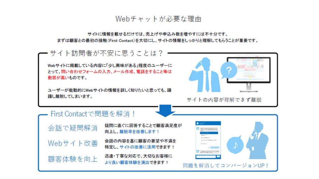 「AIチャットボットをもっと手軽に」バイタリフィが見据える顧客体験(CX)_WEBチャットが必要な理由