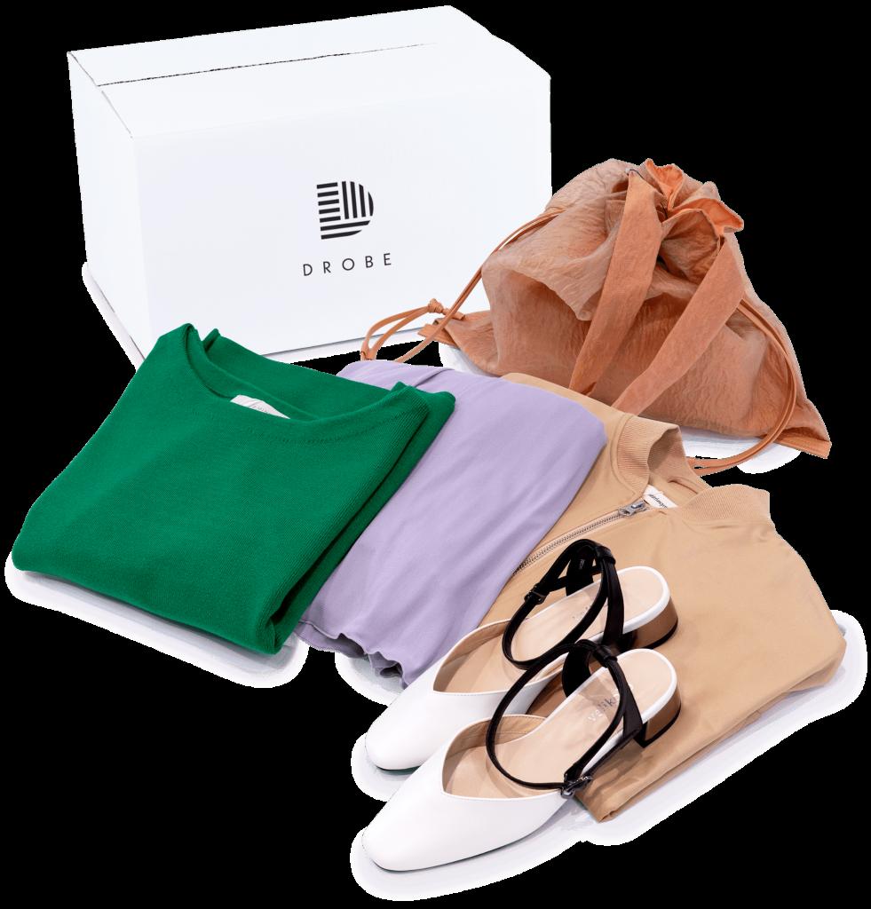 ファッションアイテムをオンラインで「パーソナルスタイリング」!DROBEが広げる試着の新しいカタチとは?_ファッション